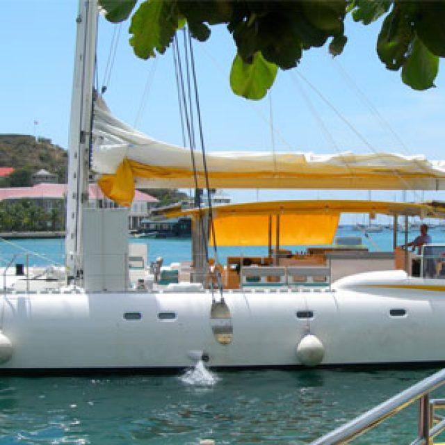 Catamaran Sail
